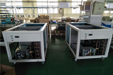 China 61000BUT 220v Temp Air Conditioning For Outdoor Reception Event Cooling supplier