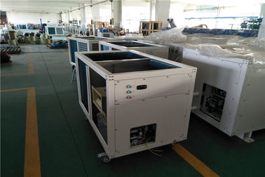 China Mobile 18000w Spot Air Cooler For Tent Rental 62000btu Temporary Cooler supplier