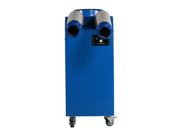 China Single Phase 220V 50Hz Commercial Portable Cooling Units 3500 W Floor Standing supplier