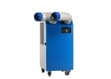 China Low Noise 1 Ton Spot Cooler / Easy Moving Portable Ac Unit Industrial supplier
