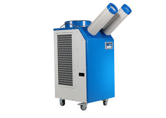 China Self - Contained 5.5KW Industrial Spot Coolers 18700 BTU Auto Restart supplier