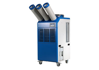 China Outdoor Floor Standing Small Spot Cooler Industrial Compressor 6.5KW supplier