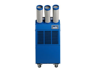 China Three Flexible Hoses Spot Air Cooler 22000BTU, 6.5KW spot ac units supplier