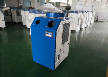 China Double Hose Portable Spot Air Conditioner 220V Single Phase High Efficiency supplier
