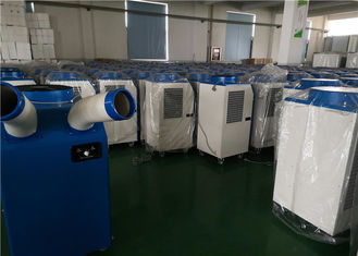China 18700BTU Temporary Air Conditioning , 780m3/H Evaporator Air Flow Cooling supplier