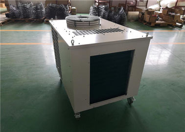 China Fully Enclosed Rotary Compressor Cooler Full Intelligent Control Humidity Adjustable supplier