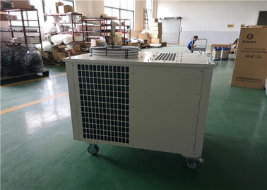 China Energy Saving Temporary Air Conditioning Units R410a Gas Spot Cooling supplier