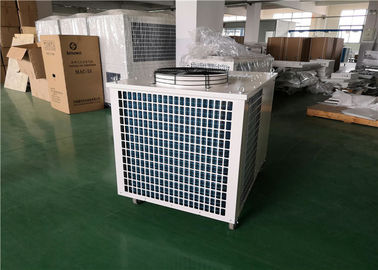 China Fan Motor Protection Industrial Spot Cooling Systems / Spot AC 1550m3/H Evaporator Air Flow supplier