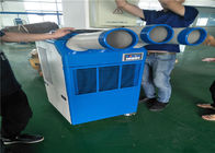 China Outdoor Floor Standing Spot Air Cooler 220v 50hz 22000btu Industrial Compressor factory