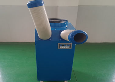 China Noiseless Spot Cooler Rental 11900BTU Short Term Cooling For Rest Station distributor
