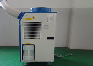 China Portable Air Conditioner Rental / Residential Spot Coolers For Commercial Space factory