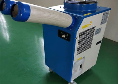 China Movable 3500W Temporary Coolers / Spot Cooling Systems For Emergency Cooling factory