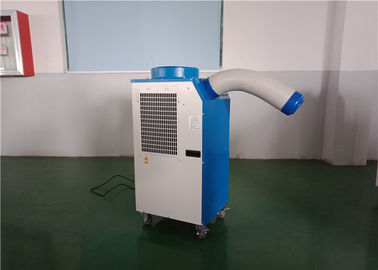 China Single Duct Spot Cooling Units Movable Event 11900BTU With Four Flexible Casters distributor