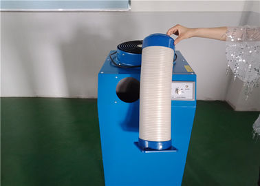 China 1 Ton Spot Cooler / Spot AC Units Four Movable Casters With Temperature Controlling factory