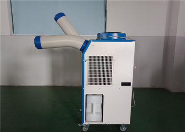 China 60KG Energy Saving Temporary Air Conditioning With Movable Caster Wheels distributor