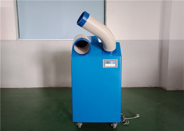 China Energy Saving 1400W Spot Portable Air Conditioner /Temporary Coolers Cooling Rooms distributor