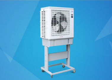 China 6300M Environmental Industrial Swamp Cooler / Portable AC Cooler With Movable Wheels distributor