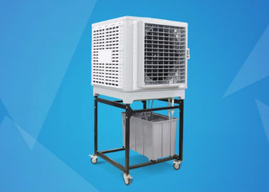 China 120L Mobile Portable Swamp Cooler 18000M Combination New Material CE Approved distributor