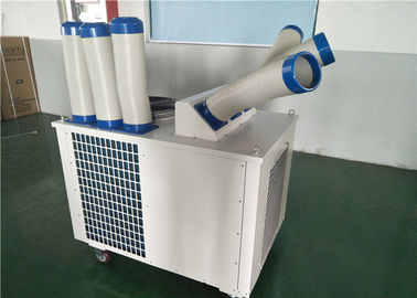 China 120KG Portable Spot Cooler Rental 28900BTU / H Providing 30SQM Cooling Solutions distributor