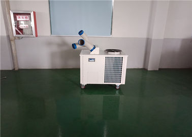 China Floor Standing Spot Air Cooler Portable Spot Cooling With 8500W Cooling Capacity distributor