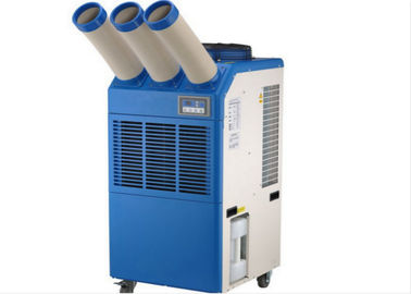 China Industrial Spot Air Cooler 25sqm , 6500w Floor Standing Cooler Air Cooling factory