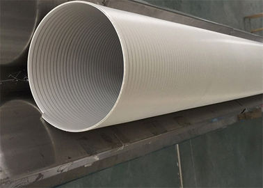 China Anti - Static Oriented Smoking Air Duct Tubing Universal Shaped Exhaust Duct factory
