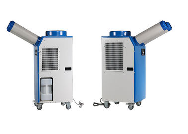 China 220V R410a Commercial Portable Air Conditioning Units 3500w Spot Cooler factory