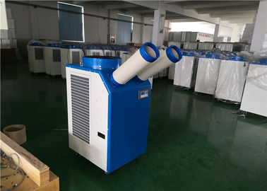 China Floor Standing 18700btu Portable Spot Cooler Rental Instant Cooling factory