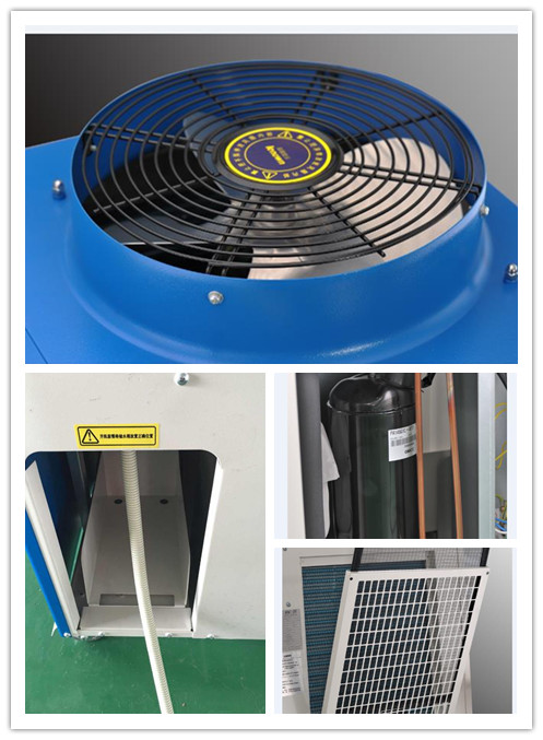 1.5 Ton Spot Cooler Temporary Air Conditioning Units For Multi - Workstation Cooling