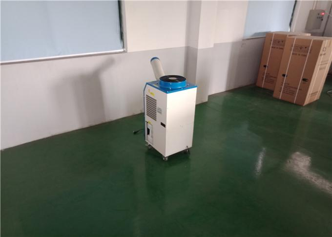 Commercial Portable AC Residential Spot Coolers Single Phase With Movable Wheels