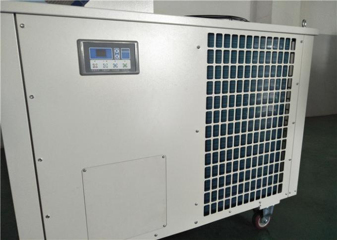 Strong Temporary Air Conditioning Units 8500W For Outdoor Cooling Energy Saving