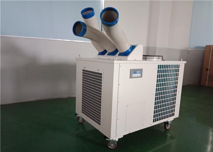 Floor Standing Spot Air Cooler Portable Spot Cooling With 8500W Cooling Capacity