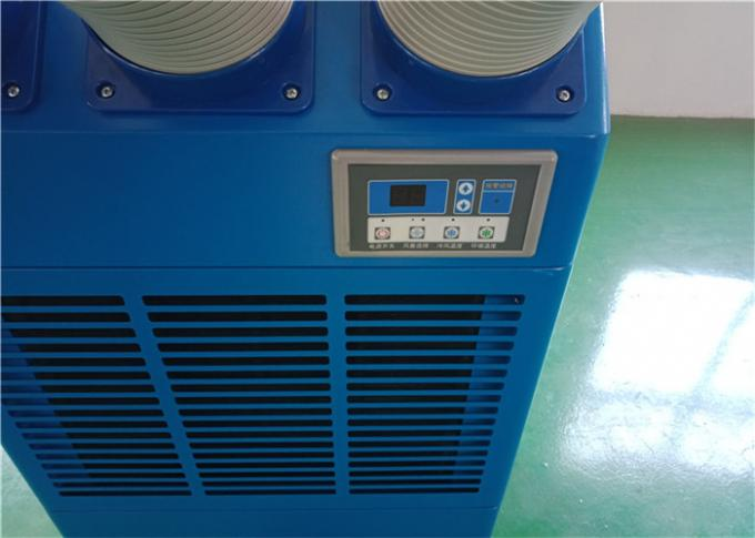 Three Flexible Hoses Spot Air Cooler 22000BTU, 6.5KW spot ac units