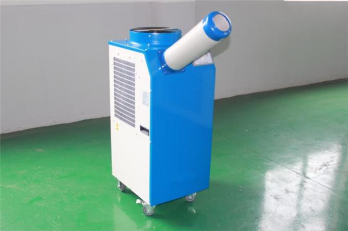 Portable AC Cooler Temporary Cooling Systems 11900BTU In Dehumidifying System
