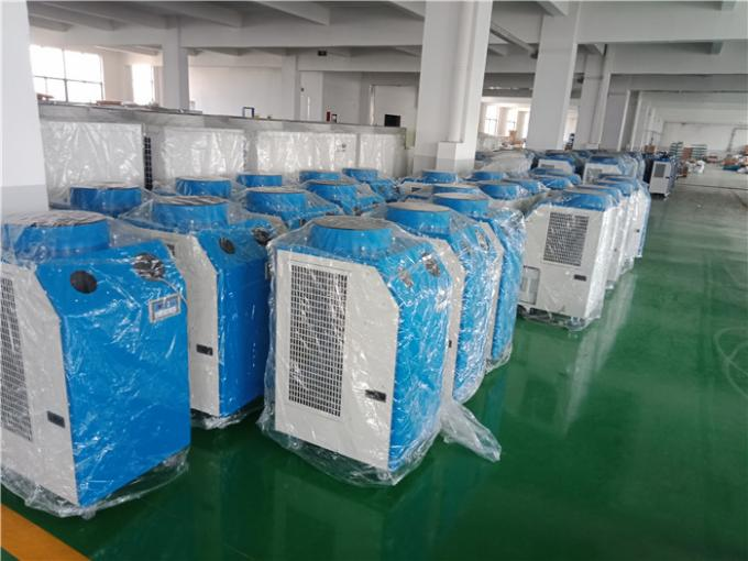 Movable 220V Portable Spot Air Conditioner R410A 520 * 625 * 1100