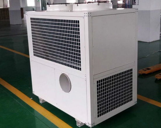 18c To 45c Industrial Portable Cooling Units , 25000w Portable Spot Air Conditioner