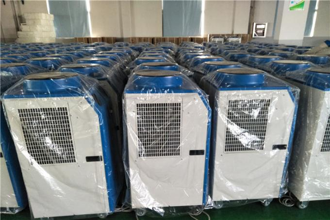 ISO CE Standard Portable Spot Air Conditioner Customized Power Low Noise