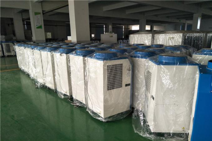 6500w Spot Air Conditioner Cooler ,  220v 50hz Industrial Compressor Cooler