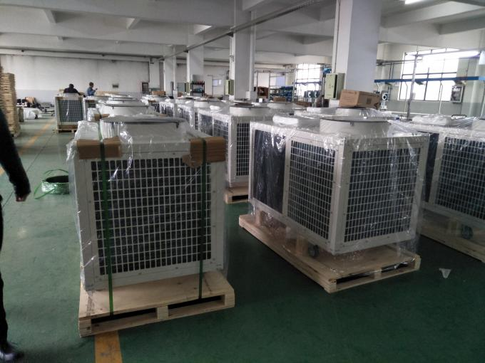 Portable Industrial Spot Coolers / 5 Ton Temporary Cooling Units 18000W