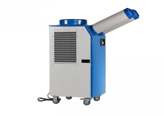 Space Efficient Spot Portable Air Conditioner 11900Btu Environment Friendly