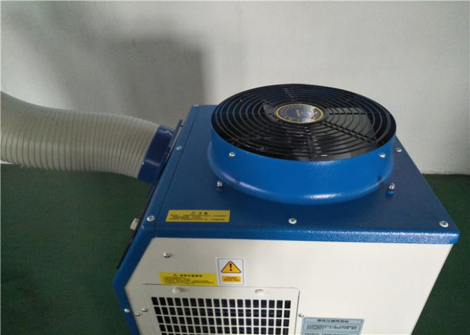 Three Sides Against Wall Temporary Air Conditioning 11900BTU Cooling