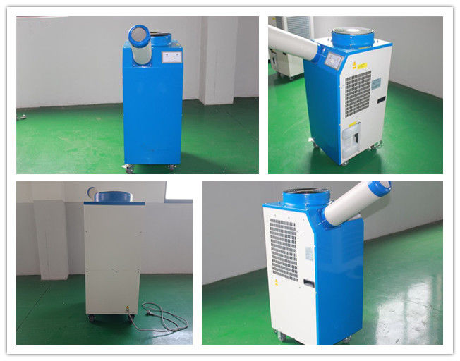 220V Portable Air Cooler Conditioner Spot Cooling Units Floor Standing CE Certification