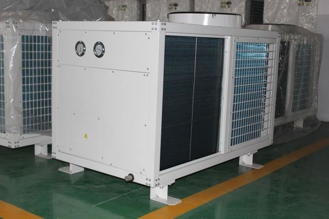 Industrial Spot Cooler Rental , 61000btu Temporary Air Conditioning Rental